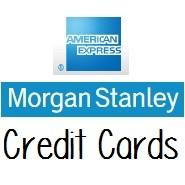 Update] Getting the Amex Platinum Morgan Stanley Card