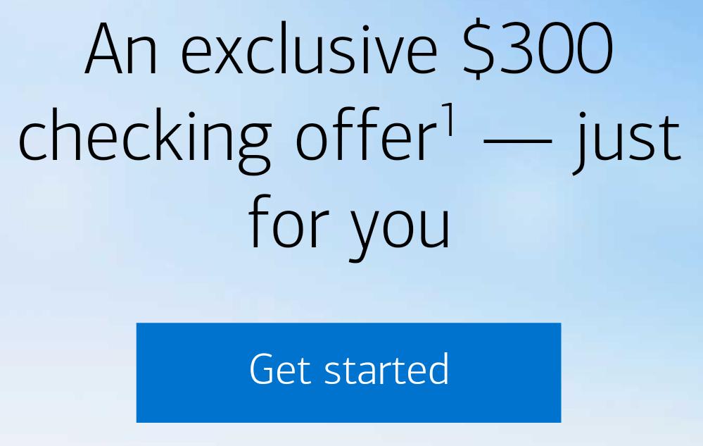 Targeted] Bank of America $300/$350 Checking Bonus - Doctor